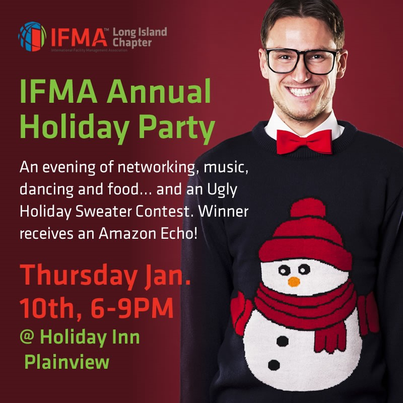 2019 IFMA-LI Holiday Party