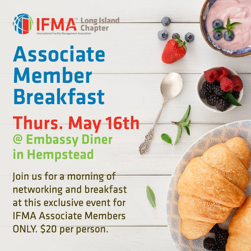 Associate Member Networking Breakfast
